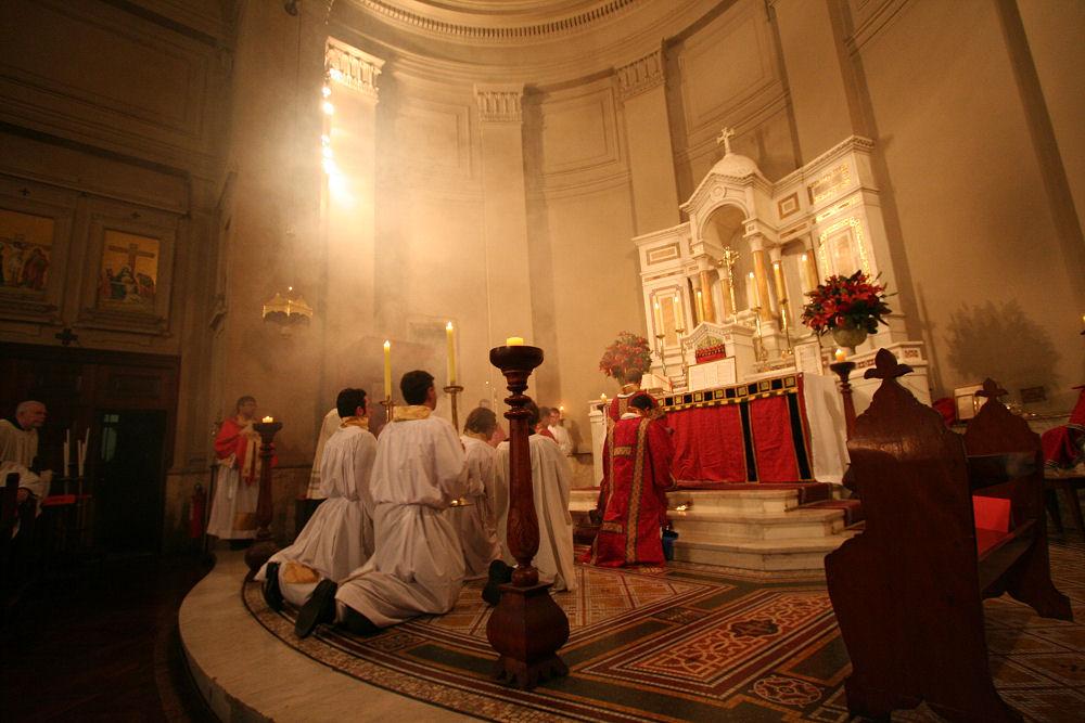 Ali lahko ločimo teologijo in liturgijo?