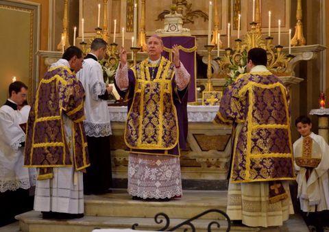 Koncil in liturgija
