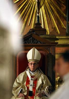 Papež in kriza