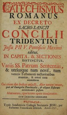 Veselje evangelija in tridentinski koncil