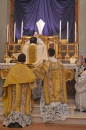 Liturgija velikega četrtka