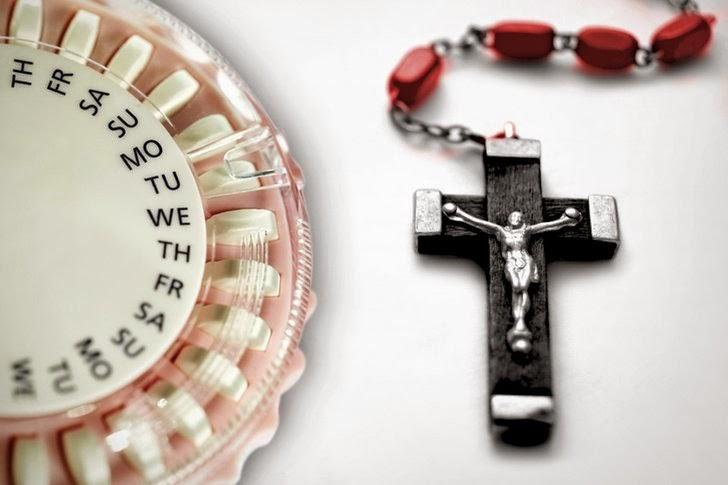 Blaž Koman: Kontracepcija je umor