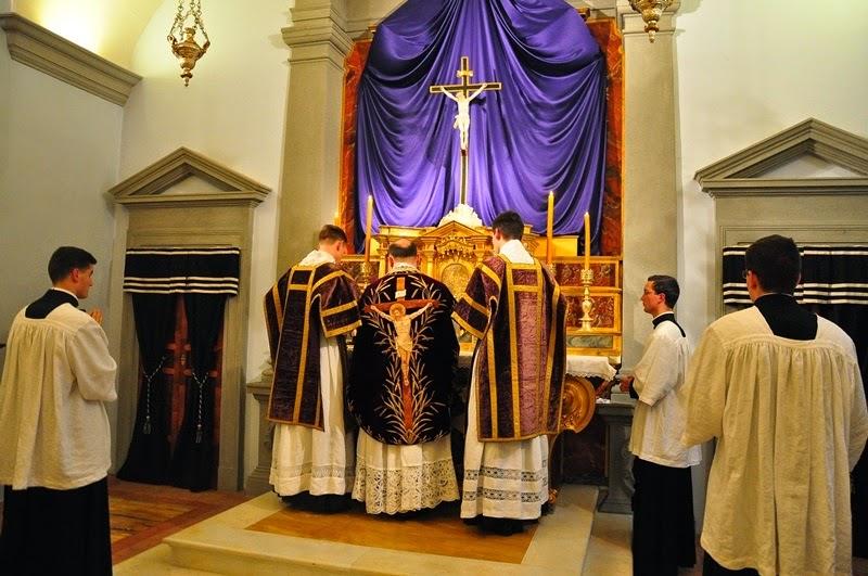 Liturgija velikega petka