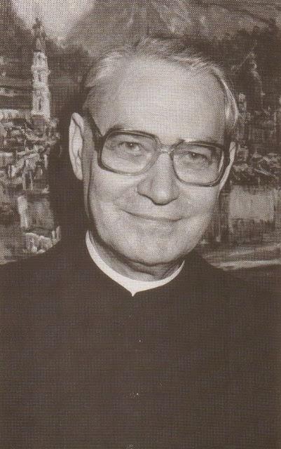 Mons. Klaus Gamber – Maševanje proti ljudstvu