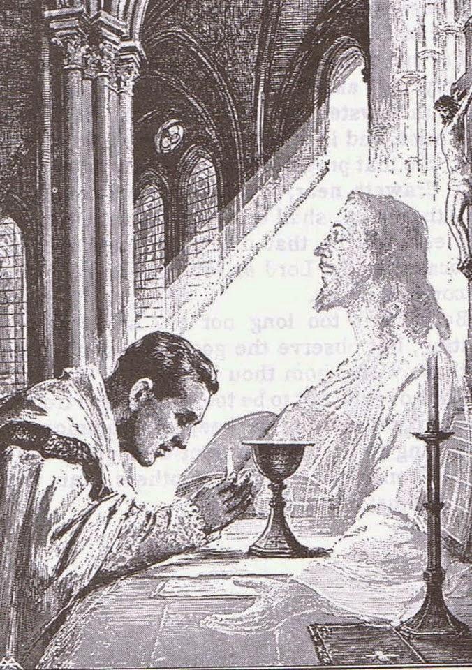 Klaus Gamber: Z zamenjavo »glavnega oltarja« z »mizo za obed« se je izgubil žrtvovanjski vidik svete maše