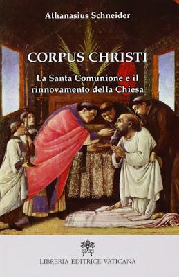 Knjiga Corpus Christi v slovenskem prevodu