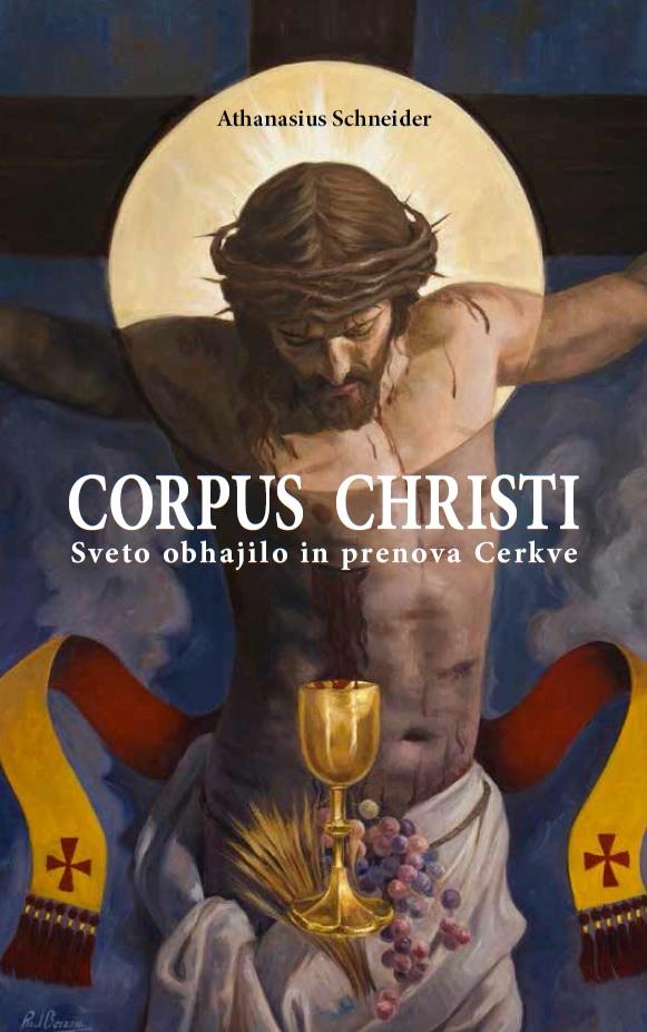 Knjiga Corpus Christi kmalu v tisk
