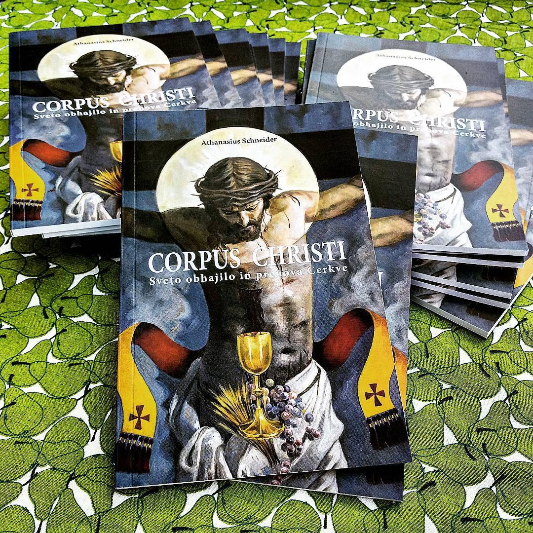 Knjiga Corpus Christi je končana!