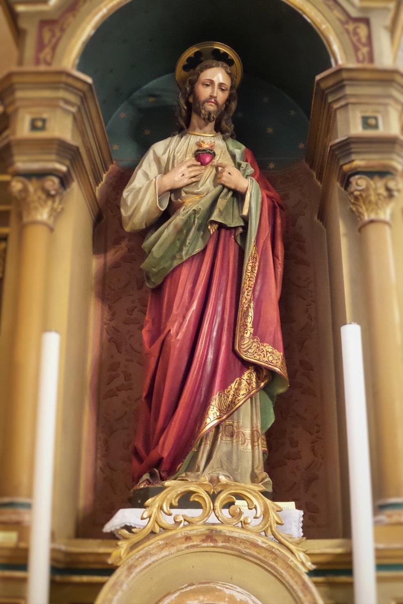 Pobožnost srca Jezusovega