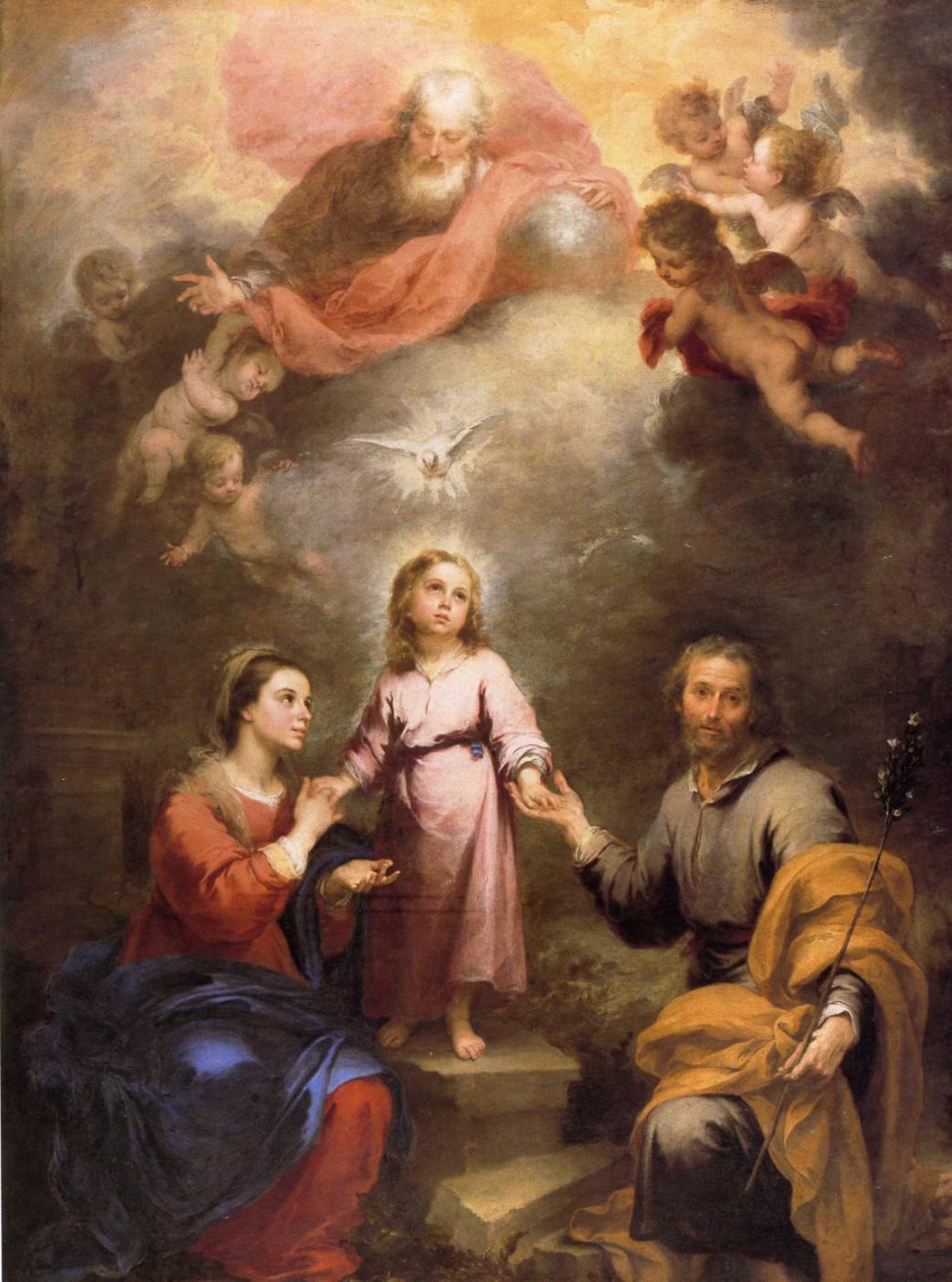 Družina kot zemeljska in nebeška stvarnost
