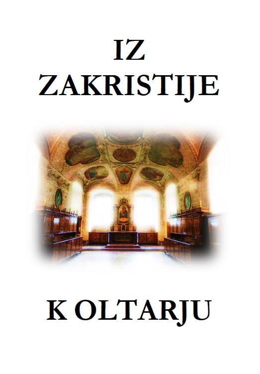 Trikraljevsko darilo: Priročnik za zakristane
