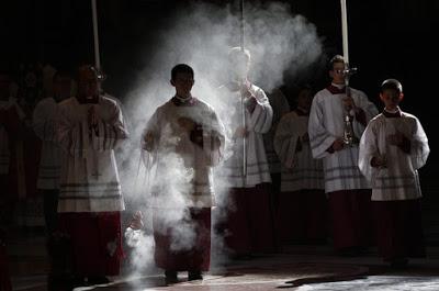 Bistvo krščanstva ni tvoje duhovno življenje