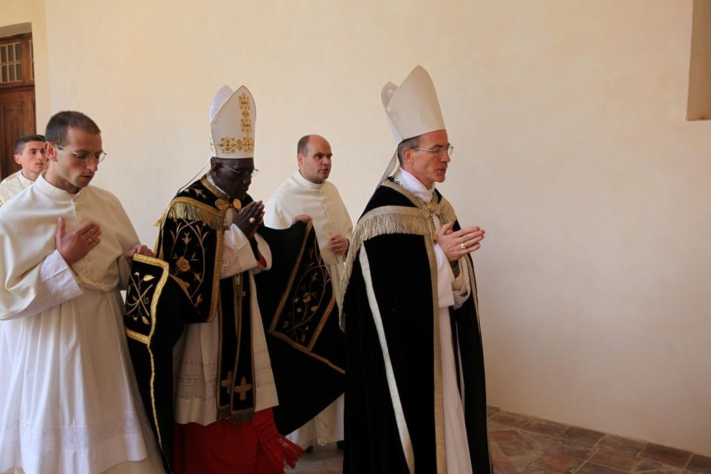 kardinal Robert Sarah v Zagrebu