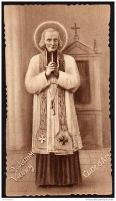 Sveti Janez Marija Vianney: O nevrednem prejemanju svetega obhajila
