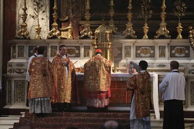 Kardinal Sarah in obuditev »reforme reforme«