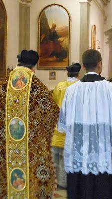 Tradicionalna liturgija: Trst – Vnebovzetje 2016