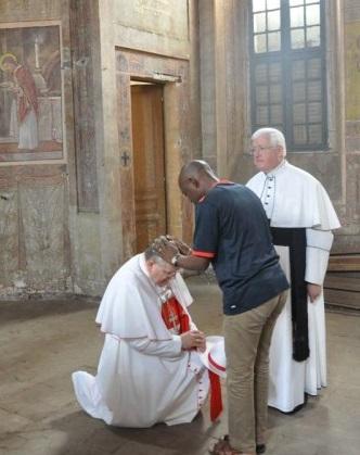 O obrekovanju kardinala Burkea