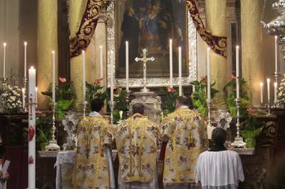 Tradicionalna liturgija: Trst – postni in velikonočni čas 2017