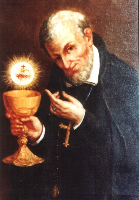 Ob godu svetega Alfonza