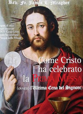 Kako je Kristus obhajal prvo mašo?