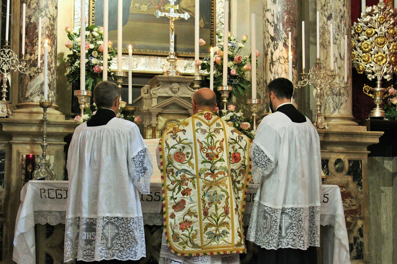 Tradicionalna liturgija: Oktober 2018 – slike