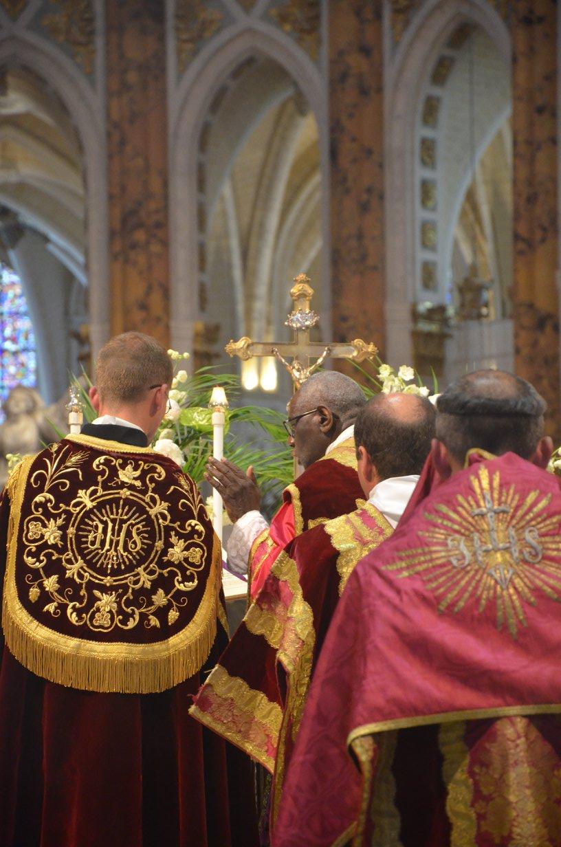 Kardinal Sarah o sveti maši