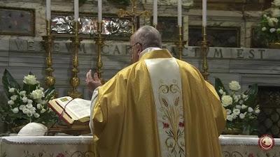 Liturgični obrat in vrnitev k Bogu