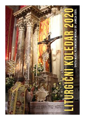 Liturgični koledarji 2020